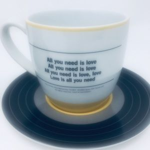 Accents - THE BEATLES CUPS